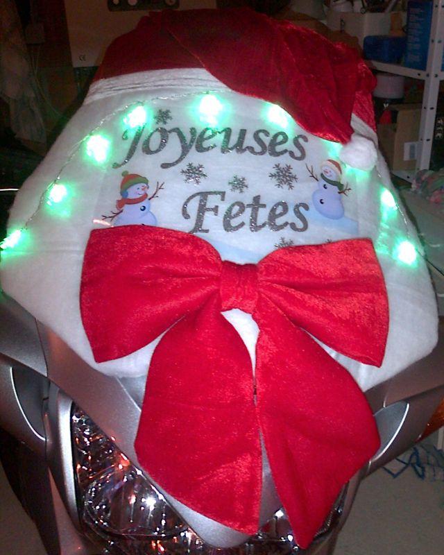 Balade de Noël 2012 à TOULOUSE - 4 ème édition 07/12 MotoPapaNoel1