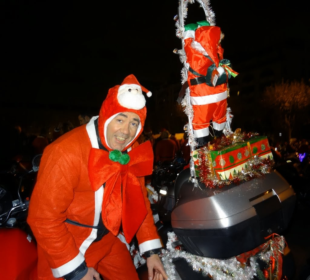 Balade de Noël des motards Toulousains 6 décembre 2013 DSC02580