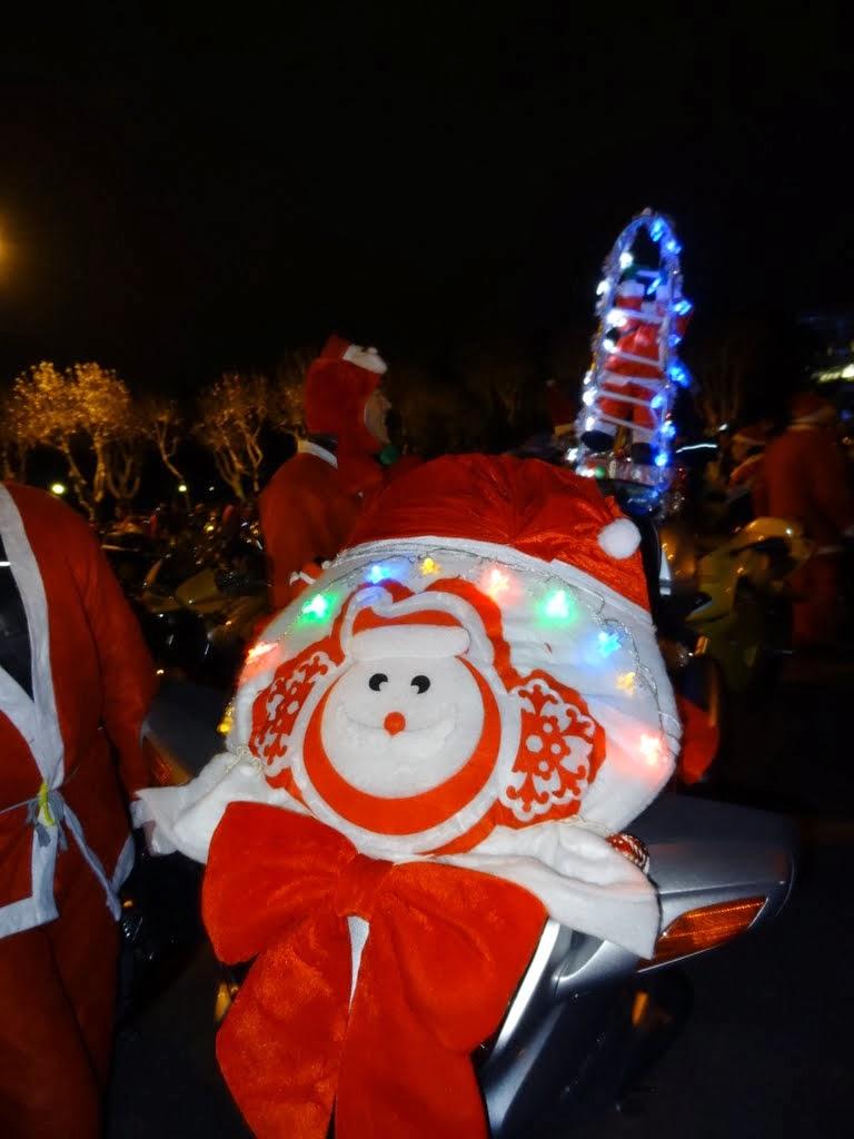 Balade de Noël des motards Toulousains 6 décembre 2013 DSC02588