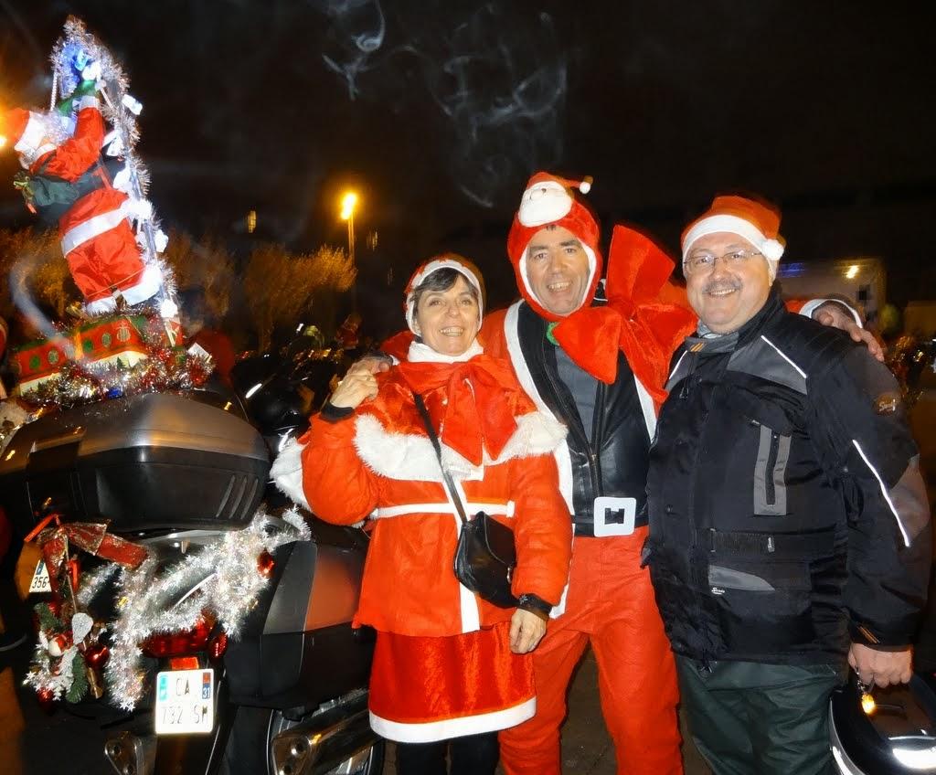 Balade de Noël des motards Toulousains 6 décembre 2013 DSC02627