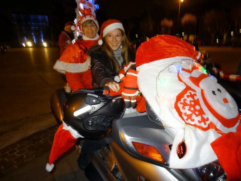 Balade de Noël des motards Toulousains 6 décembre 2013 DSC02629