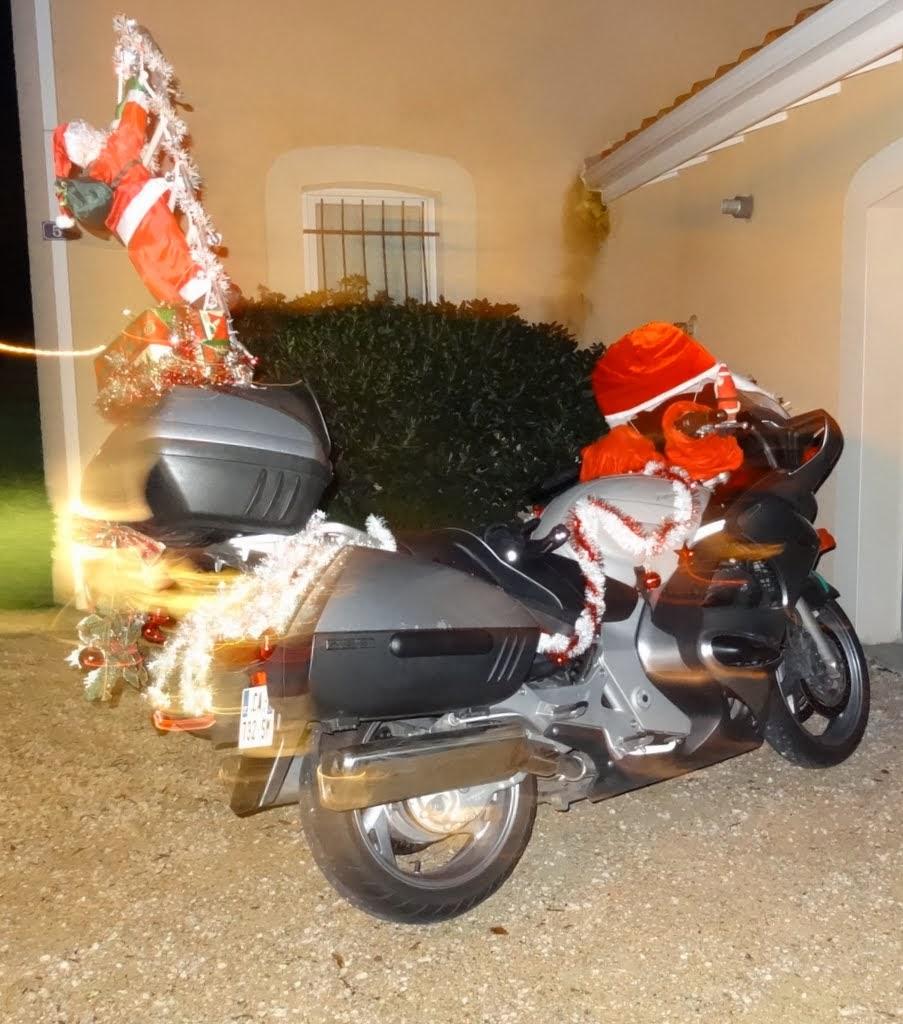 Balade de Noël des motards Toulousains 6 décembre 2013 DSC02630