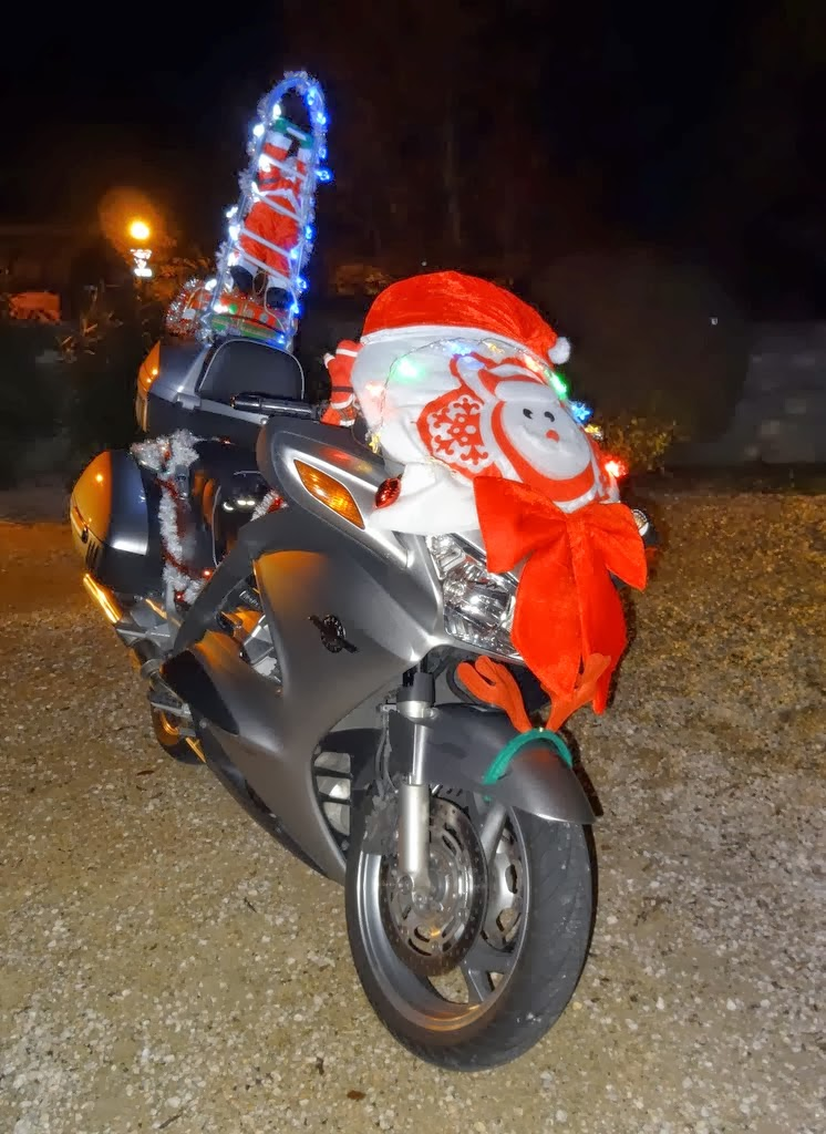Balade de Noël des motards Toulousains 6 décembre 2013 DSC02635