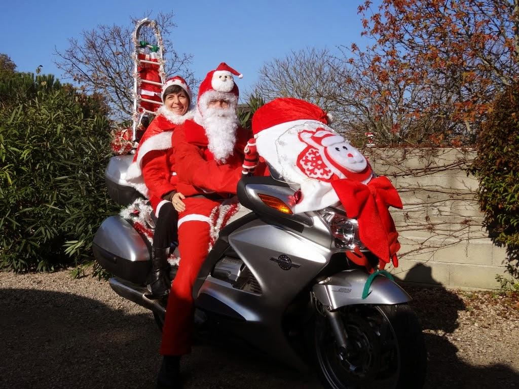 Balade de Noël des motards Toulousains 6 décembre 2013 DSC02663