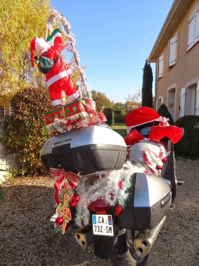 Balade de Noël des motards Toulousains 6 décembre 2013 DSC02672